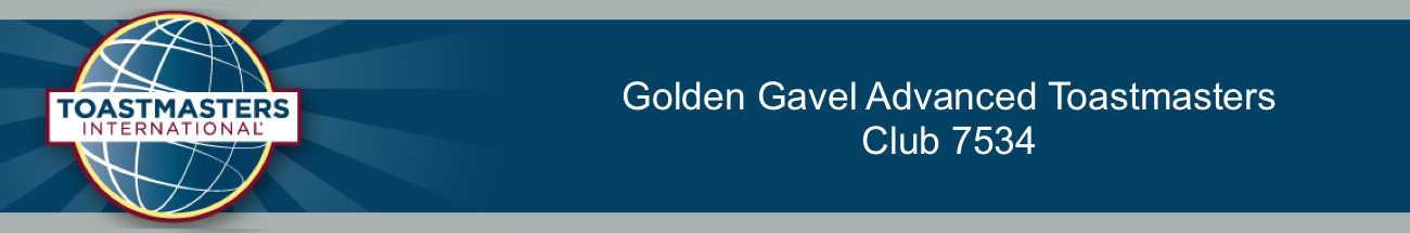 Golden Gavel Advanced Toastmasters Club